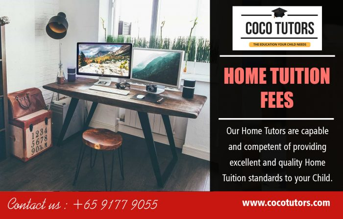 Home Tuition Fees | Call – 65-9177-9055 | www.cocotutors.com