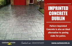 Imprinted Concrete Dublin | Call us 0860595695 | customcrete.ie