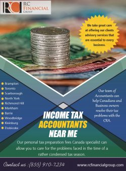 Income Tax Accountants near me