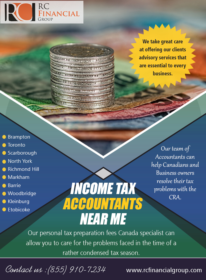 Income Tax Accountants near me