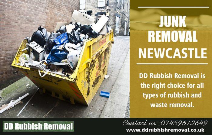 Junk Removal Newcastle| Call-07459612649 | ddrubbishremoval.co.uk