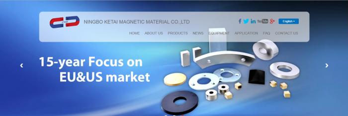 Neodymium Magnets, Magnetic PotChina factory|Ketai Magnets