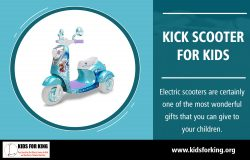 Kick Scooter for Kids | kidsforking.org