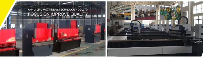Hydraulic Press Machine Manufacturer, Power Press, Shearing Machine Manufacturer | LIFU Machinery