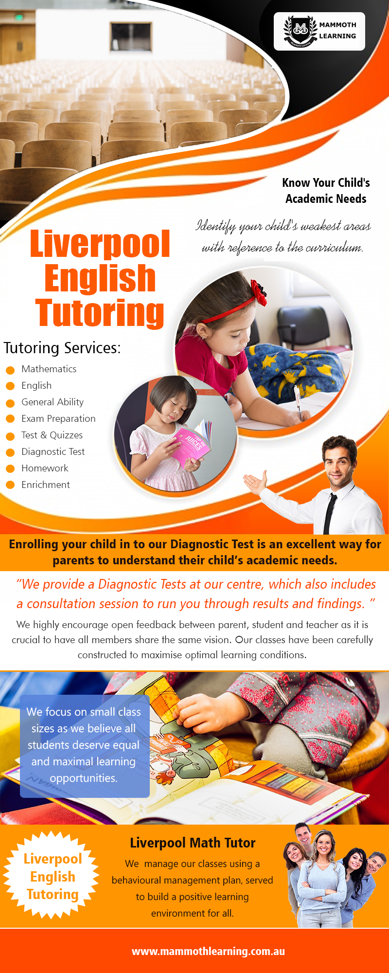 Liverpool English Tutoring