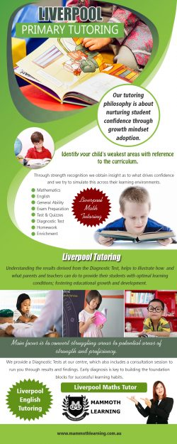 Liverpool Primary Tutoring