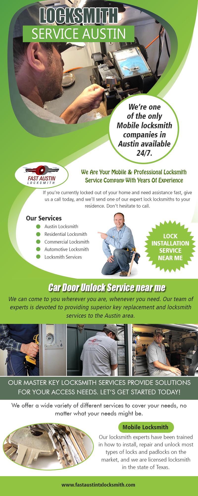 Locksmith Service Austin