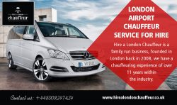 London Airport Chauffeur Service for Hire