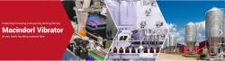 Pneumatic Vibrator, Industrial Pneumatic Vibrators | Macindorl Pneumatic Vibrator