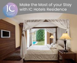 Make the Most of your Stay with IC Hotels Residence
