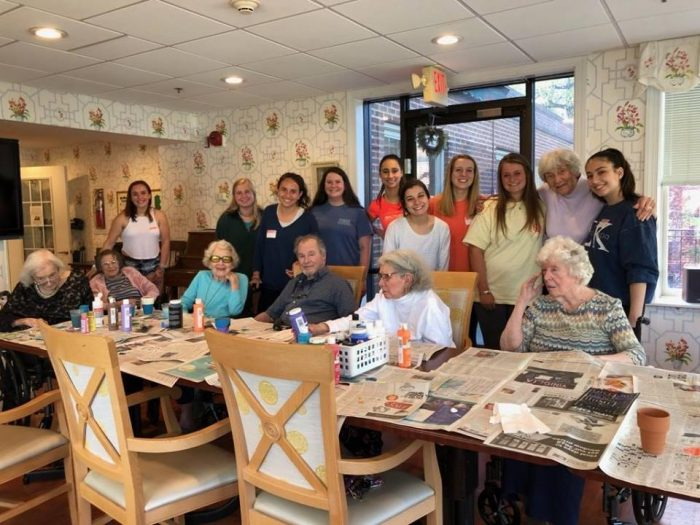 Martha Jefferson House is Independent Living for Seniors