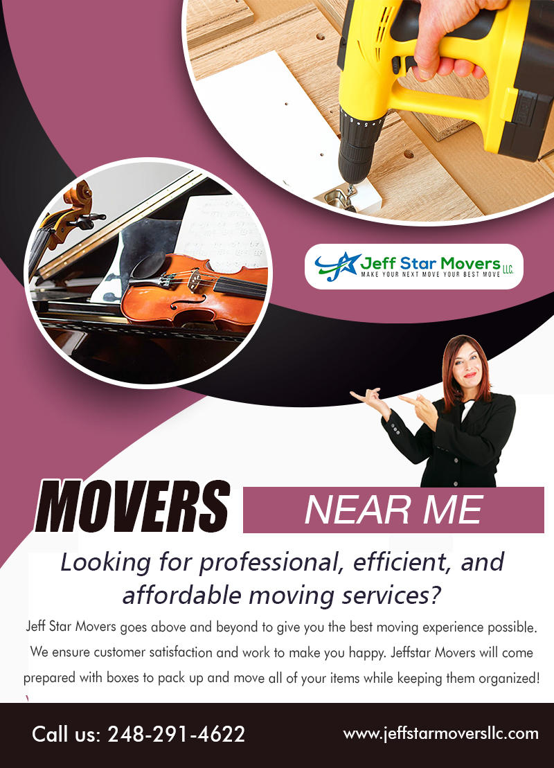 Movers near me