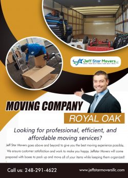 Moving Company Royal Oak