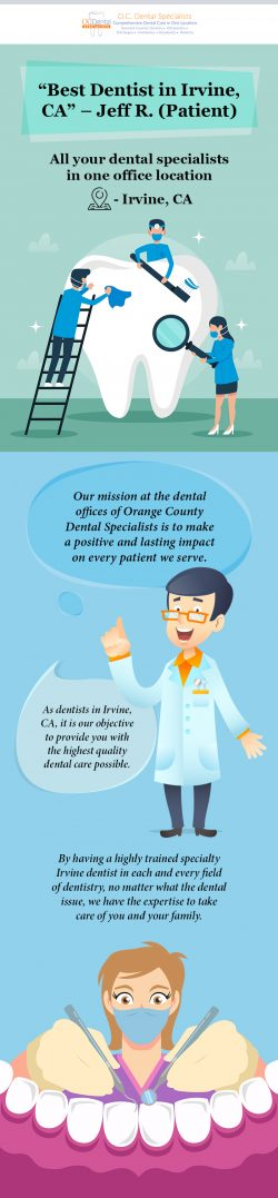 OC Dental Specialists – The Best Implant and Family Dentistry in Irvine, CA
