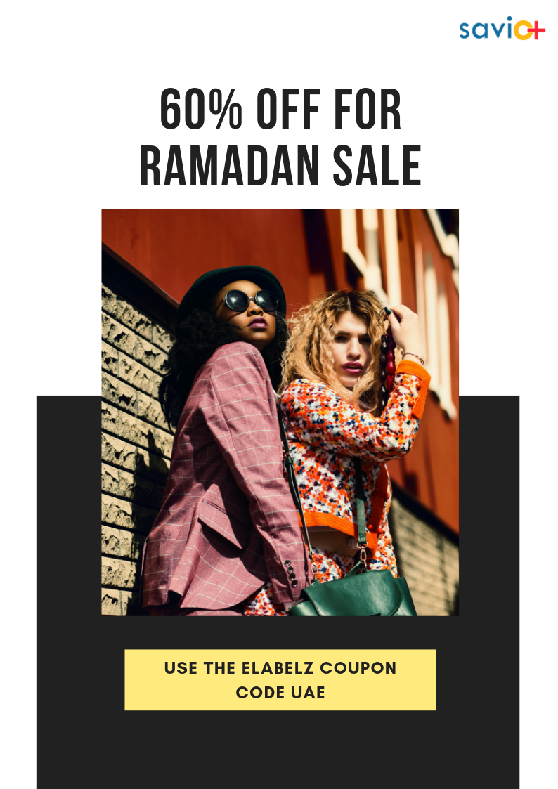 Elabelz Ramadan SALE Save Up to 60% on Shopping
