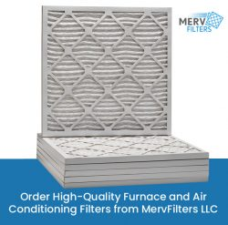 Order High-Quality Furnace and Air Conditioning Filters from MervFilters LLC