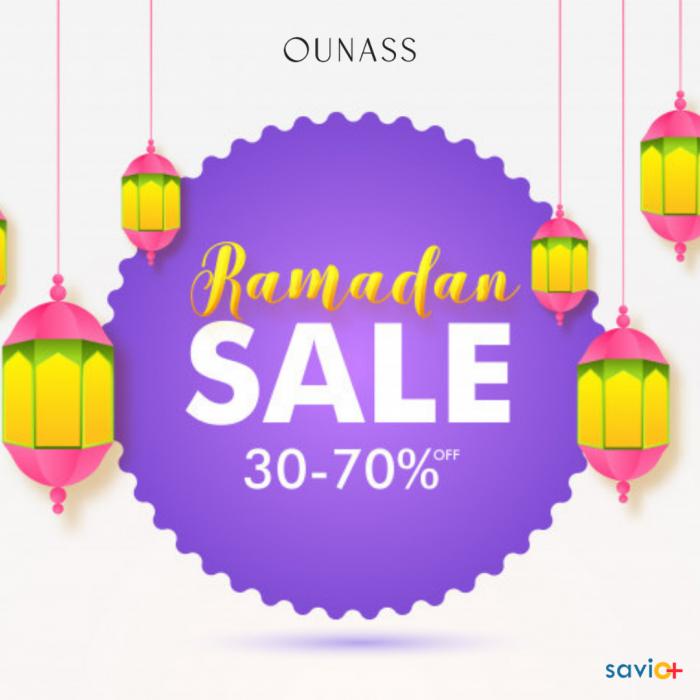 Ounass Ramadan SALE [ Up to 70% OFF]