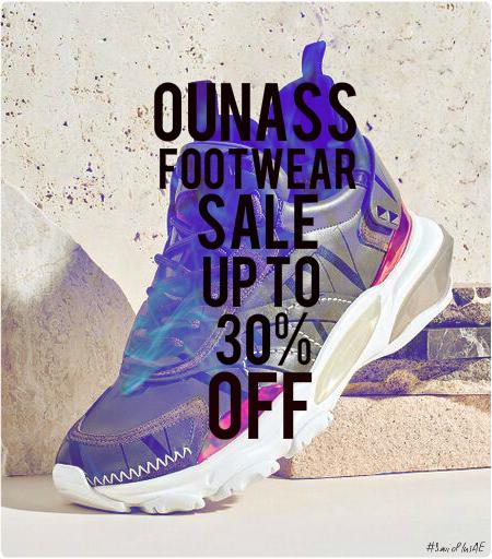 Ounass Footwear Sale