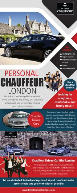 Personal Chauffeur London