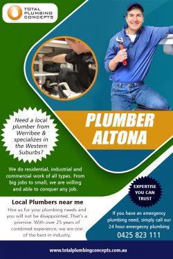 Plumber Altona