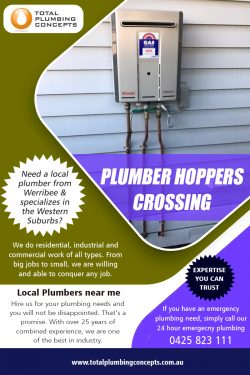 Plumber Hoppers Crossing