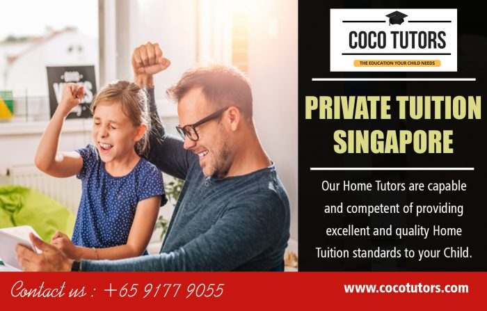 Private Tuition Singapore | Call – 65-9177-9055 | www.cocotutors.com
