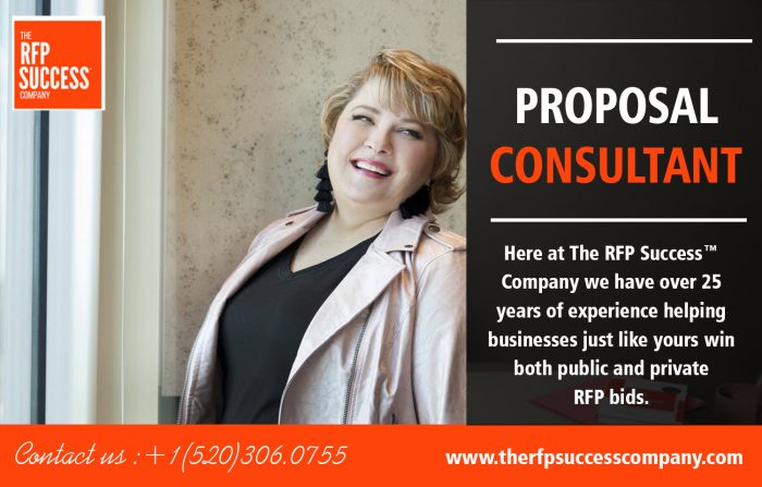 Proposal Consultant
