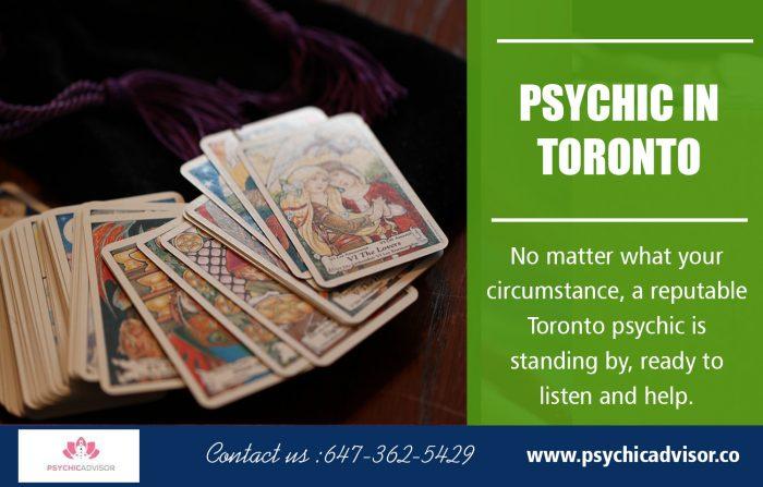 Psychic in Toronto