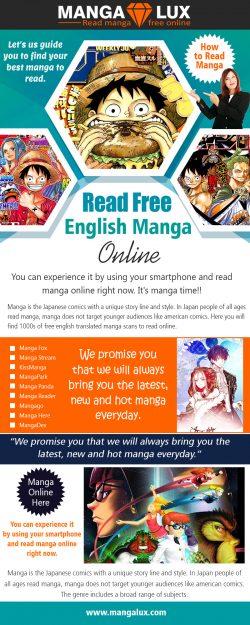 Read Free English Manga Online