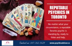 Reputable Psychics in Toronto