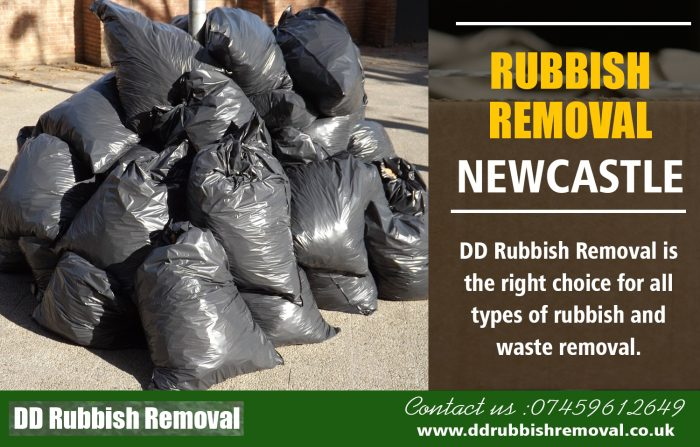 Rubbish Removal Newcastle | Call-07459612649 | ddrubbishremoval.co.uk