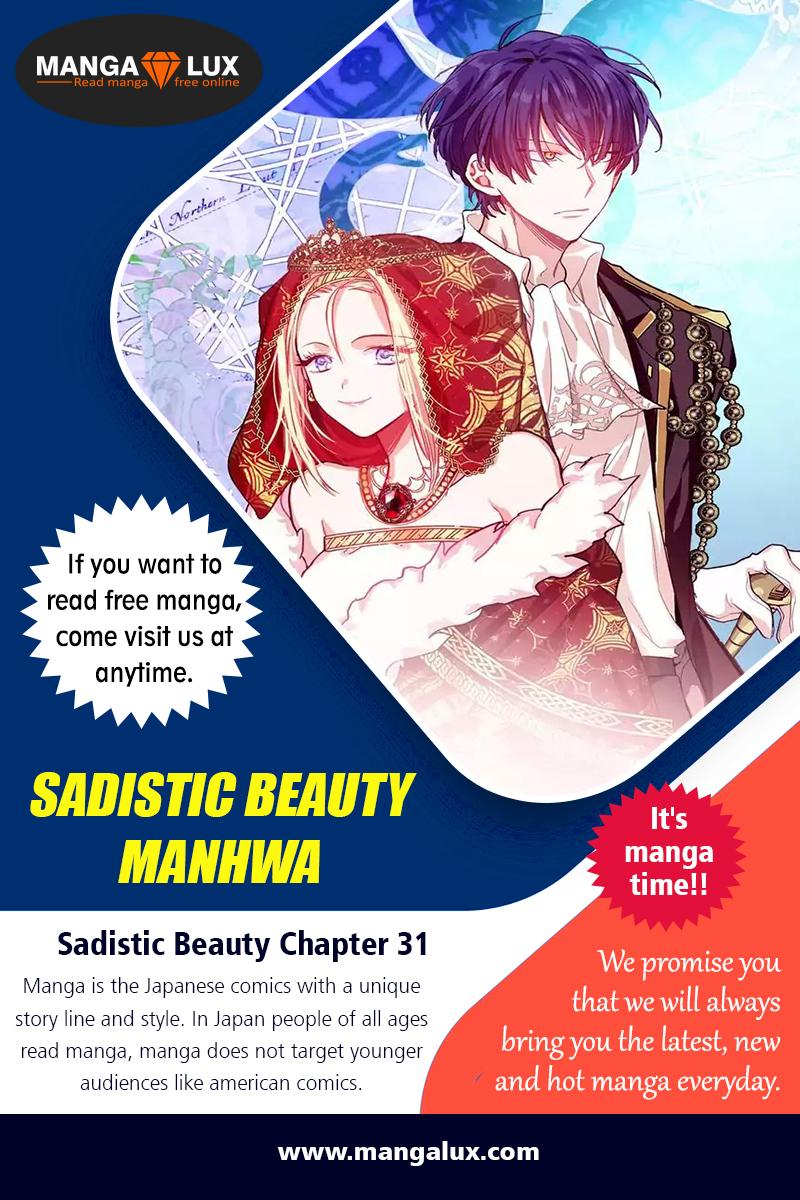 Sadistic Beauty Manhwa