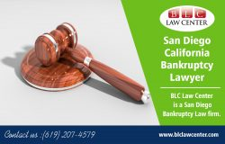 San Diego California Bankruptcy Lawyer