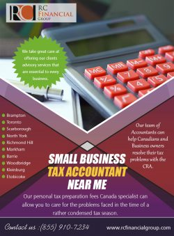 Small Business Tax Accountant near me