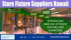 Store Fixture Suppliers Hawaii