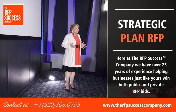 Strategic Plan Rfp