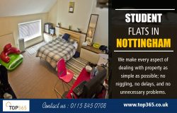 Student Flats in Nottingham