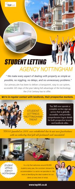Student Letting Agency Nottingham