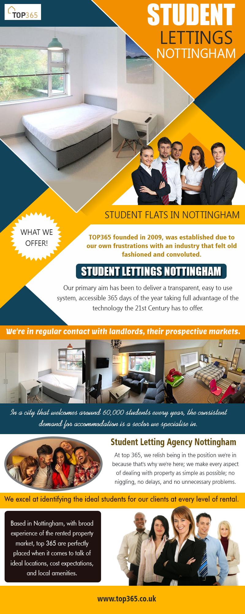 Student Lettings Nottingham