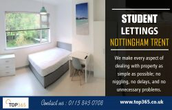 Student Lettings Nottingham Trent