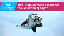SuperFlight – One-Stop Source to Experience the Sensation of Flight