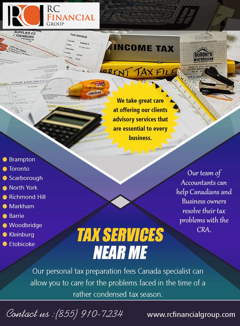 Tax Services near me