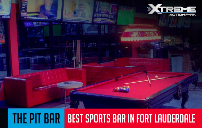 The Pit Bar – Best Sports Bar in Fort Lauderdale