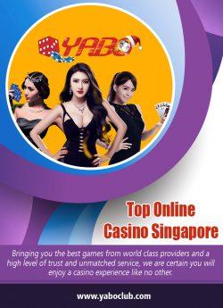 Top Online Casino Singapore