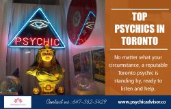 Top Psychics in Toronto
