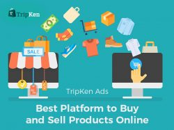 TripKen Ads – Best Platform to Buy and Sell Products Online