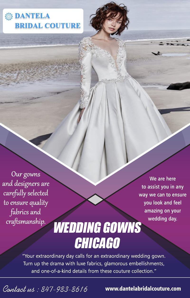 Wedding Gowns Chicago | Call – 847-983-8616 | dantelabridalcouture.com