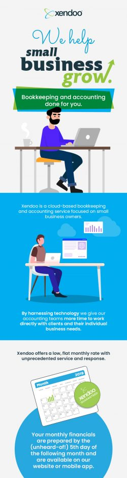 Xendoo – An Ultimate Source for Small Business' Accounting & Bookkeeping Needs