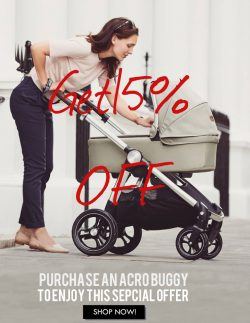 Mamas & Papas UAE Buggy Offer