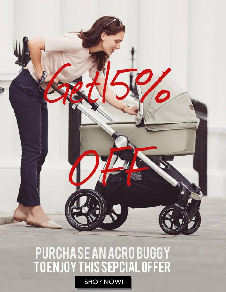 Mamas & Papas UAE Buggy Offer